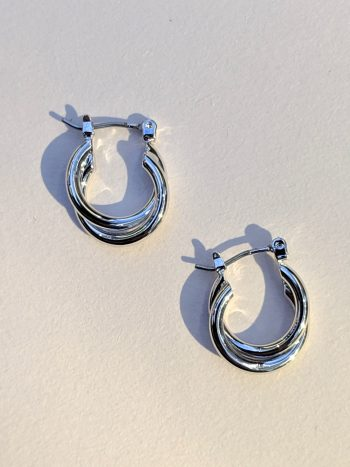 Annika Small Hoops